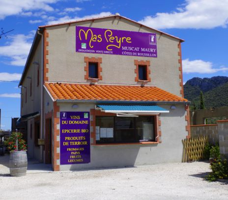 Mas Peyre à Saint-Paul-de-Fenouillet