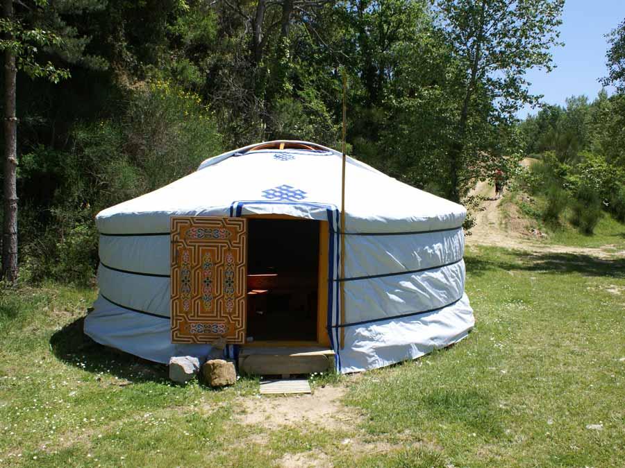Camping des randonneurs à Fenouillet