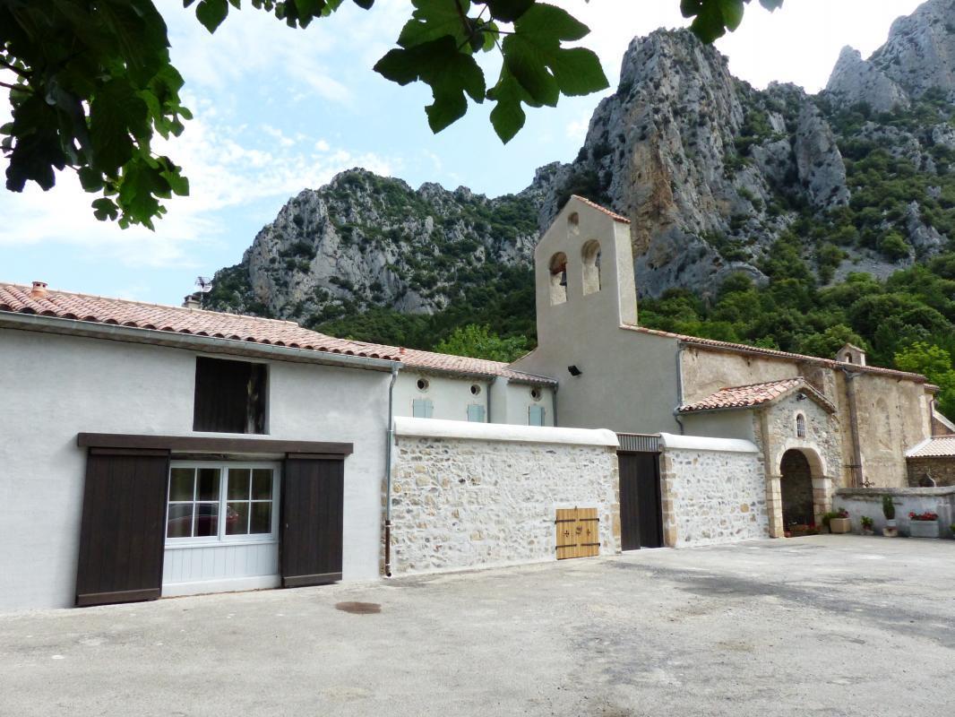 Le Presbytère à Lapradelle-Puilaurens