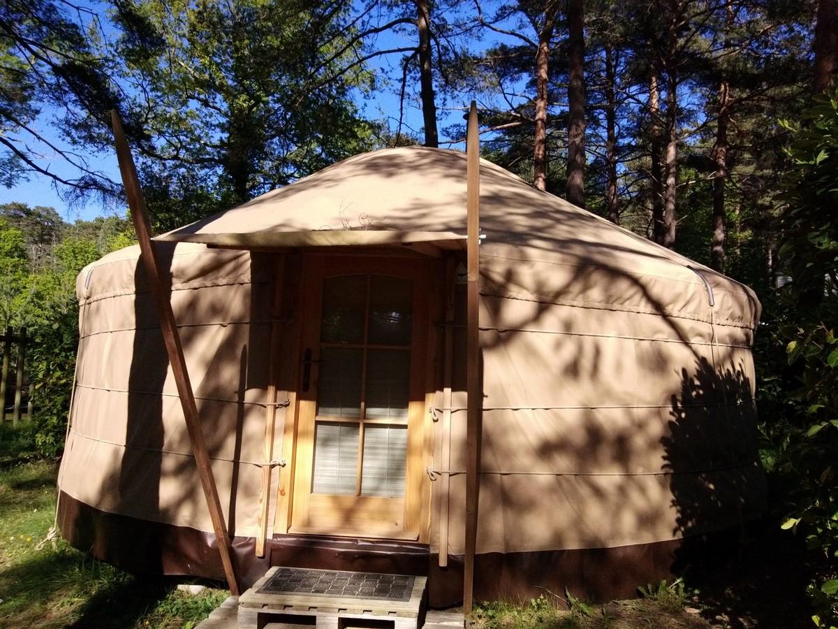 Camping de la Crémade à Axat