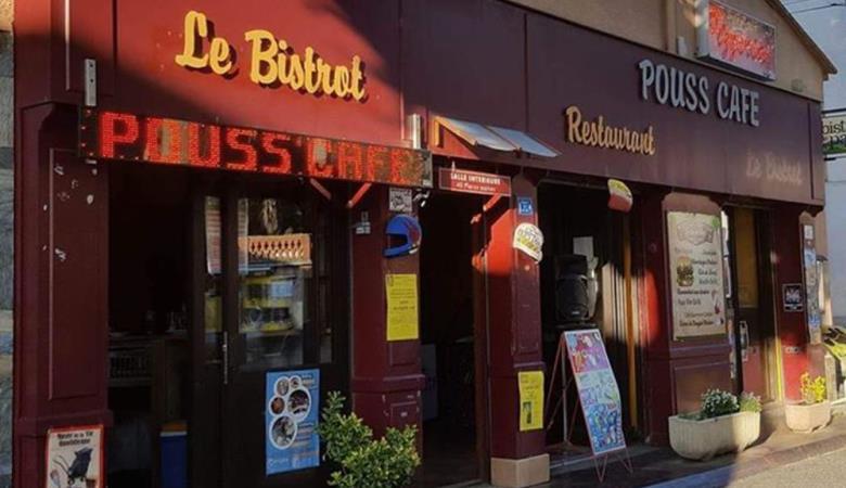 Le Pouss' café à Saint-Paul-de-Fenouillet