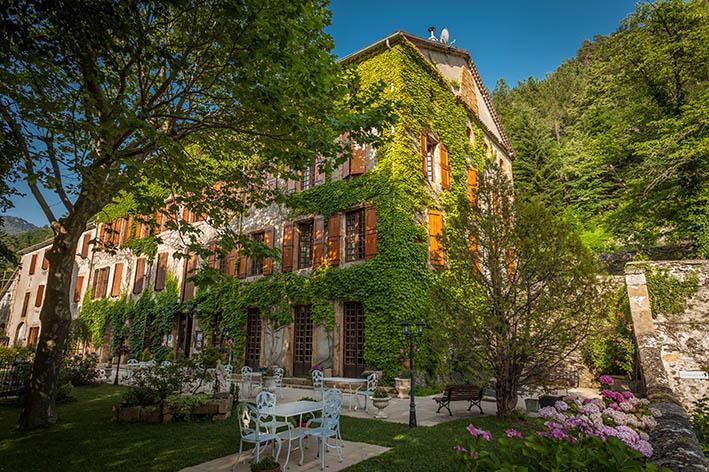 L'Hostellerie du Grand Duc à Gincla